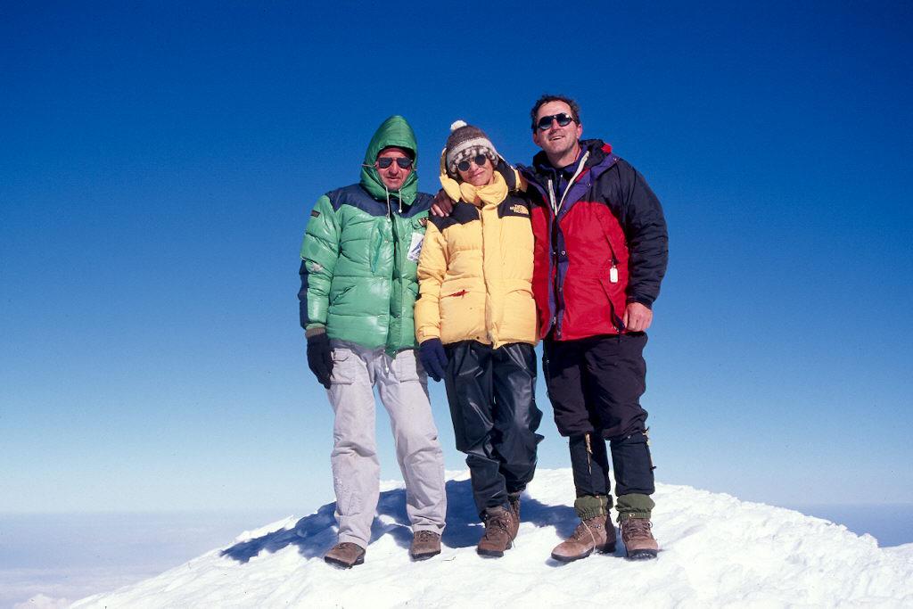 África - Expedição ao Monte Kilimanjaro